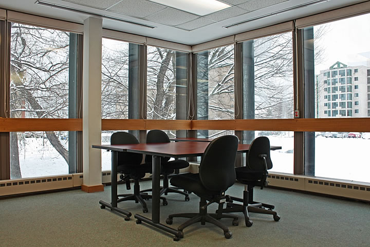 Centennial Library - Computer Commons Room