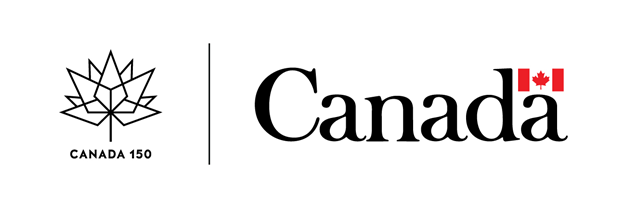 Canada 150 and Government of Canada Logo