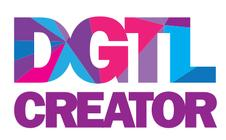 Digital Creator Logo
